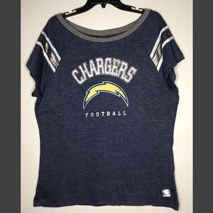 Chargers Football Shirt 🏈
